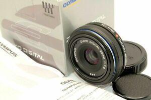 Near Mint Olympus ZUIKO DIGITAL 25mm f/2.8 Standard Lens for Four Thirds Japan