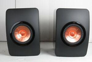 KEF LS50 Monitor Speakers