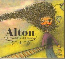 ALTON - El Ten Del Fin Del Mundo ( Indie Rock De España ) Cd Mexican Edition