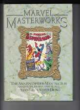 Marvel Masterworks MMW 10 Amazing Spider-man First Print DJ worn Variant Edition