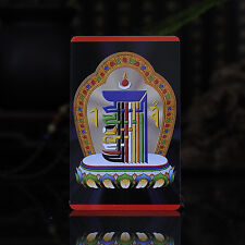 Tibet Tibetan Buddhism  Exquisite painting Amulet thangka Kalachakra
