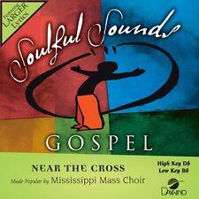 Mississippi Mass Choir - Near The Cross - Accompaniment CD New