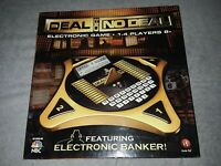 Deal Or No Deal Electronic Board Game 2006 Electronic Banker used