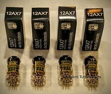 Electro-Harmonix QUAD FOUR NEW  12AX7 12AX7EH Tubes