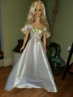 "MY LIFE SIZE BARBIE DOLL XLARGE 95CM 38"" 1992 RETRO VINTAGE COLLECTIBLE BLONDE"
