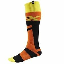 Orange Motocross & Off-Road Socks