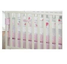 Carter's Child Of Mine Pink Little Birds Fresh Air Crib Liner BABY SHOWER GIFT!
