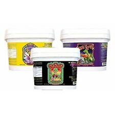 Fox Farm Trio 3-PK Open Sesame, Beastie Bloomz & Cha Ching Soluble 15lb each