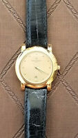 Michel Herbelin Gold Plated FRENCHMADE Watch Swiss Movement Unisex
