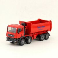 1:50 Scale Dump Truck Alloy Toy Die-cast Construction Vehicle Model Toy for Kids
