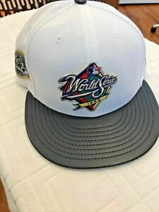 Rare NWT New York Yankees 1999 World Series New Era Limited Edition Cap Hat!