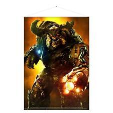 Doom Wandrolle Cyber Demon 100 x 77 cm NEU & OVP