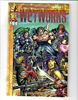 WILDSTORM RISING WETWORKS #8 MAY 1995 IMAGE COMIC.#109188D*5