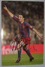 Mark Van Bommel Signed photo (Barcelona, AC Milan, Bayern Munich, Holland)