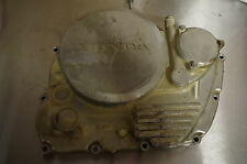 07 HONDA XR650L OEM RIGHT SIDE CLUTCH ENGINE COVER ASSY XR650 XR 650L 650 L