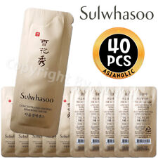 Sulwhasoo Concentrated Ginseng Renewing Serum 1ml x 40pcs (40ml) Sample Newist