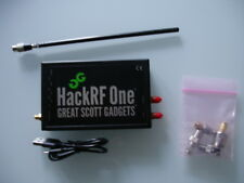 Great Scott Gadgets HackRF One Software Defined Radio SDR, ANT500, SMA Adapter