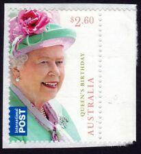AUSTRALIA 2014 Queen's Birthday - USED on piece  @E2794