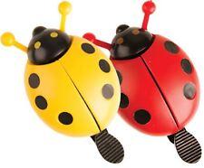 Adie Ladybird Ladybug Bell (carded) Kids Children Bike Cycling Handlebar 22.2mm