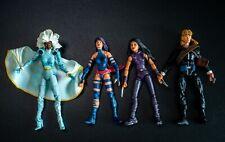 X-Men Marvel Legends Toybiz Lot. 4 figures!