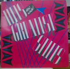 HITS GREATEST STIFFS COMPIL' NEW WAVE FEAT RICHARD HELL DAMNED... FRENCH LP 1977
