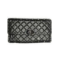 Valentino Garavani Rockstud Spike Chain Bag, Black