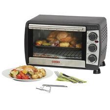 Cooks Professional 1500W 35 Litre Countertop Cooker - Black (G0258)