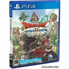Dragon Quest X 5000 Year Journey SONY PS4 PLAYSTATION 4 JAPANESE Version