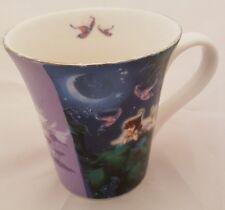 Disney Store Exclusive Fairies Peter Pan China Mug Cup Tinkerbell Rare Walt
