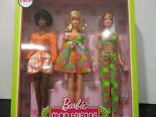 1968 Repro Mod Friends Set Barbie Stacey Christie Reproduction Outfits NEW
