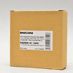 INON Filter Von Konvertierung Der Temperatur Der Farbe INON (4900K) Für Strobe