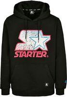Starter Multicolored Logo Hoody XS-XXL Oldschool Hip Hop 90s Skater