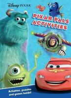Parragon Books Ltd, Disney Pixar Pixar Pals Activities: Activities, Puzzles and