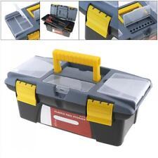 Medium Plastic Hardware Tool Storage Box Home Outdoor Finishing Organize