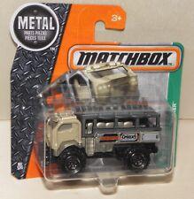 Matchbox TRAVEL TRACKER Expedition Outdoor Truck Lkw | MBX Reihe Explorers | NEU