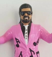 Custom Jimmy 'Mouth of the South' Hart WWF LJN Vintage Rubber Figure