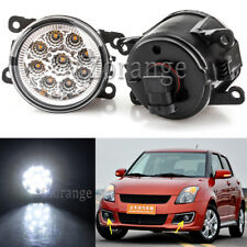 2X LED Fog Light Lamps For Suzuki SX4 Grand Vitara Swift S-Cross Alto JIMNY Pair