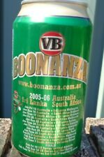 VB Boonanza 2005-06 Cricket Matches  Special Limited Edition  Can Bottom Opened