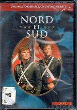 DVD Nord et sud 1 | ref0 |Neuf sous blister | Patrick Swayze | Serie TV