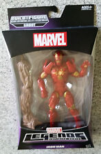 New Marvel Legends Infinite Series IRON MAN Wave 1 Figure Includes Groot Piece