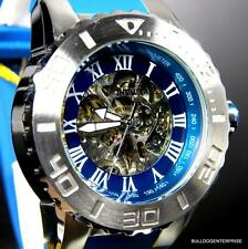Invicta Pro Diver Master Of The Ocean 51mm Automatic Exhibition Blue Watch New