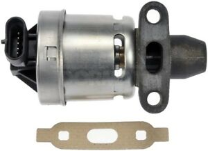 FITS MANY 00-07 BUICK 00-09 CHEVY PONTIAC 00-04 OLDSMOBILE EGR VALVE SEE FITMENT