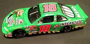 BOBBY LABONTE #18 INTERSTATE / JURASSIC PARK III 2001 NASCAR 1:24 DIECAST