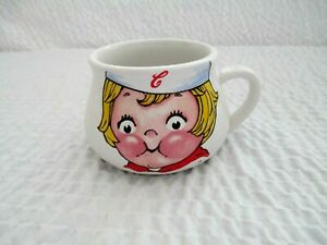 Campbell's Kids Soup Collectible Mug Cup Bowl 1998 Vintage