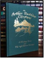 An Arthur Rackham Illustrated Christmas Carol & Night Before New Deluxe Hardback