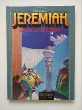 EO 1989 (très bel état) - Jérémiah 14 (Simon est de retour) - Hermann - Dupuis