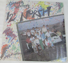 12 Degrees North Cayuga's Waiters Cornell University LP Vinyl 1983 Record