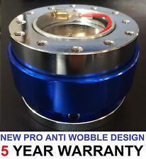 Snap de liberación rápida Boss Kit Hub Azul Fit Momo Omp Sparco Volante