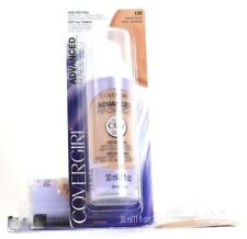 2 Covergirl Advanced Radiance With Olay Age Defying Make Up 130 Classic Beige