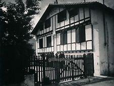 ASCAIN c. 1940 - Maison Pays Basque - Div 1415